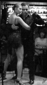 Tango Gardenia y Angel